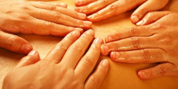 4 hands Executive Massage