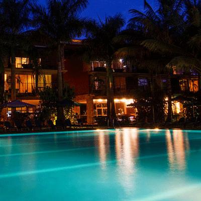 Kabira Country - Club swimming Pool