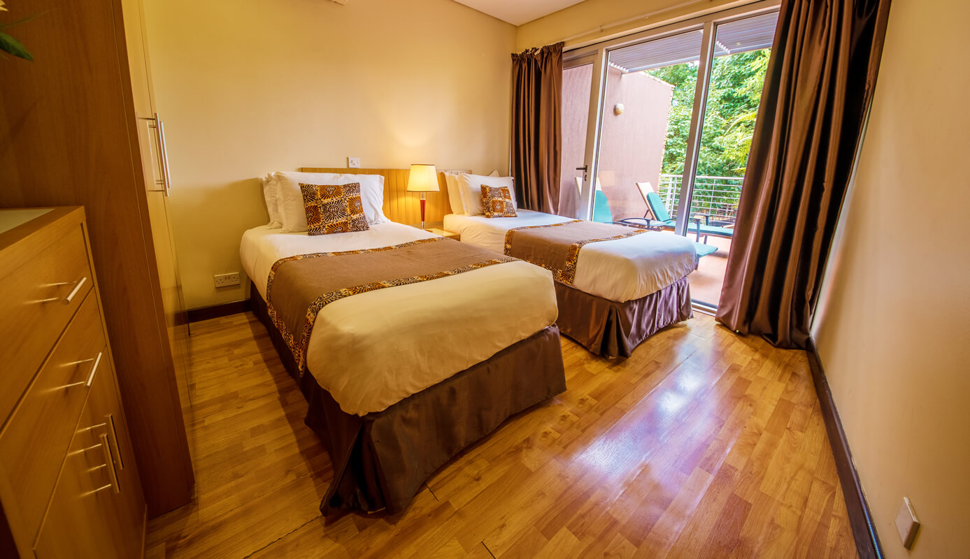 Pent-House-Twin-Bedroom-kabira-country-club
