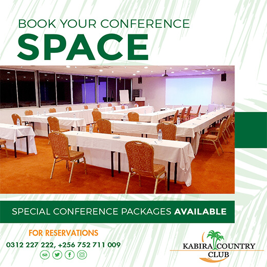 Kabira Country Club- Conference Space