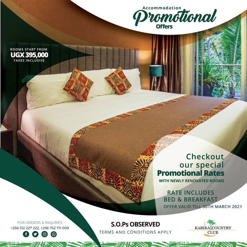 Kabira Country Club Accommodation Packages